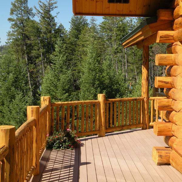 Design Services Meadowlark Log Homes